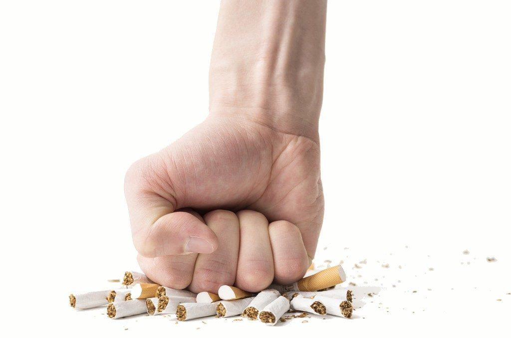 Stop à la cigarette